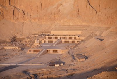 Hatshepsut's temple - photo_CC3.0_SA_BY_Wouter Hagens
